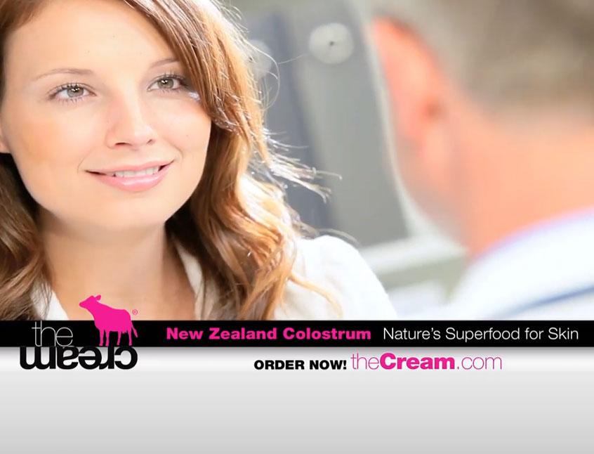 theCream TV Ad